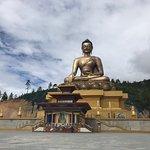 Photo of Buddha Dordenma