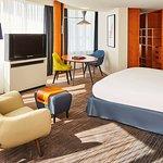 卢森堡索菲特酒店