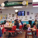 Bild från 60's Cafe & Diner