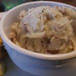 Mashed potatoes... YUM!