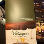 Foto de Wellington's Restaurant