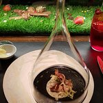 Carpaccio of foie gras