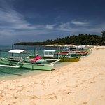 Beach landing of Doco.
