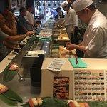 立喰い寿司 魚がし日本一 渋谷センター街店の写真