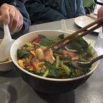 Penang Asam Laksa - mystery dish !