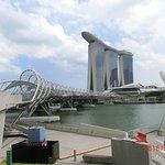 Photo of The Helix Bridge
