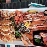 Seafood Platter for four