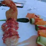 tiny lobster