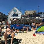 Porthgwidden Beach resmi