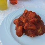 local codfish dish
