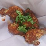Chicken monkey wings - starter