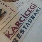 Photo of Karcicegi Restaurant
