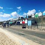 Billede af Hengistbury Head Beach