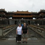 Citadel tour (half day Hue city tour, organised by Tommy Dao tours)