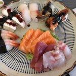 Piatto misto Sushi e Sashimi