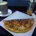Big Omelette