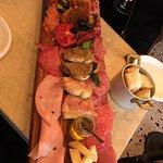 Medium Cheese & Meat Board