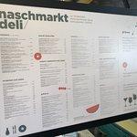 Foto de Naschmarkt Deli