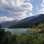 Photo of Tianshan Tianchi Lake