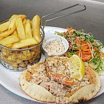 Dressed Crab on the menu again