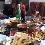 Zdjęcie Ginti Indisches Restaurant Cologne