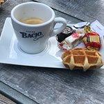 Foto van Pergola Kaffee
