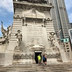 Colonel Eli Lilly Civil War Museum - Soldiers & Sailors Monument照片