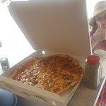 Pizza Al Volo Foto