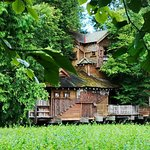 The Treehouse Restaurant at the Alnwick Garden照片