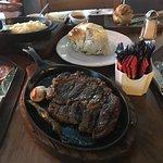 This Ribeye steak is the best!