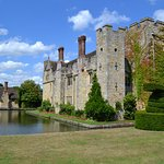 Hever in the Sun