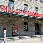 Foto van Mill City Museum