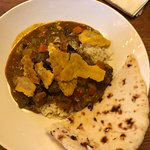 Curry Goat Bowl