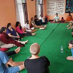 Kirtan workshop