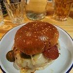 Photo de Burger Theory