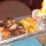 Mer golden plate restaurant Foto