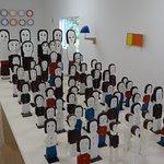 Bild från Safnasafnid The Folk and Outsider Art Museum