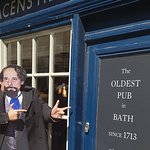 Our oldest recorded patron, Mr Charles Dickens