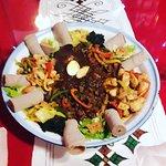 صورة فوتوغرافية لـ Addis Cafe Ethiopian Restaurant