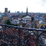 Another view from top of the Round Tower