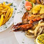 Foto di The Fort Seafood Restaurant and Pizzeria