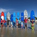 Surf lesson 8/18