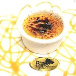"You can Start with the Creme Brulee - save room for -Prime Rib-""Your're on vacation"" -Boars Head"
