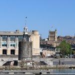 Harbourside Beacon and Amphitheatre, Bristol City Docks
