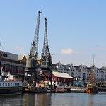 MV Balmoral, Tug 'John King,' Fireboat 'Pyronaut, Bucket Dredger 'Harry Brown' and 'Matthew''