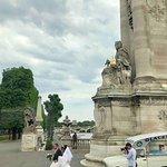 アレクサンドル3世橋の写真