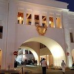 Bab el-Bahrain Souk Foto