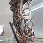 a beam from Twin Towers