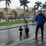 Vista a la Plaza de Armas
