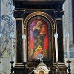 Zanino di Pietro (avant 1394/après 1430), Madone à l'Enfant, 1408_Santa Maria dei Miracoli